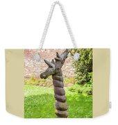 Twisted Giraffe - Colmar France Weekender Tote Bag