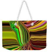 Twisted Glass Weekender Tote Bag
