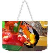 Twisted Oriole Weekender Tote Bag