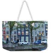 Twisted Panorama. Amsterdam Weekender Tote Bag