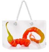 Twisted Pepper Weekender Tote Bag