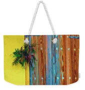 Twisted Root Weekender Tote Bag