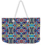 Twister Tile Weekender Tote Bag