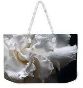 Twisting Folds Weekender Tote Bag