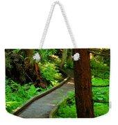 Twisting Path Through The Woods Weekender Tote Bag