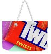 Twix Candy Weekender Tote Bag