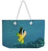 Two-banded Clownfish Weekender Tote Bag