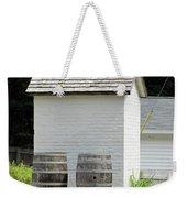 Two Barrels Weekender Tote Bag