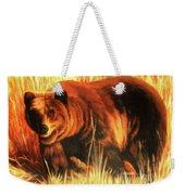 Two Bears Weekender Tote Bag