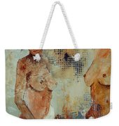 Two Black Sisters Weekender Tote Bag