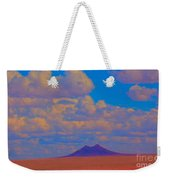 Two Butte Colorado Revisited Weekender Tote Bag