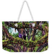 Two Buzzards In A Tree Weekender Tote Bag