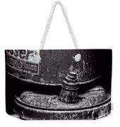 Two Cans - Bw Weekender Tote Bag