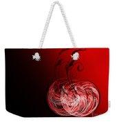 Two Cheery Cherries Weekender Tote Bag