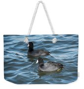 Two Coots Weekender Tote Bag