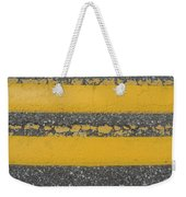 Two Country Yellow Weekender Tote Bag