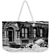 Two Days Later Weekender Tote Bag