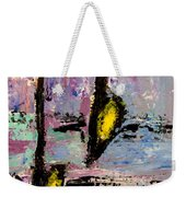 Two Flats Weekender Tote Bag by Anita Burgermeister