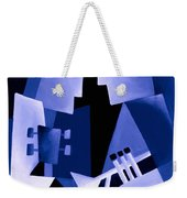 Two For The Blues Weekender Tote Bag