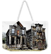 Two Ghosts Weekender Tote Bag