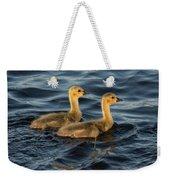 Two Goslings Weekender Tote Bag
