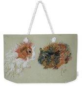 Two Guineas Weekender Tote Bag