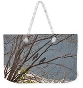 Two If By Tree Weekender Tote Bag