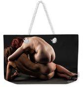 Christiana And Ciara Weekender Tote Bag