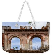 Two Picture Windows Weekender Tote Bag