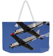 Two Pzl-130 Orlik Trainers Weekender Tote Bag