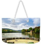 Two Rivers Confluence Park Weekender Tote Bag