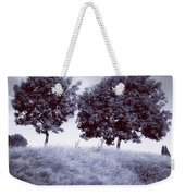 Two Rowans The Cloddies, Nuneaton Weekender Tote Bag by John Edwards