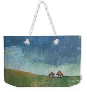 Two Sisters Houses Weekender Tote Bag