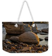 Two Small Trees Weekender Tote Bag