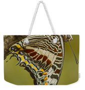 Two Tailed Pasha Butterfly Weekender Tote Bag