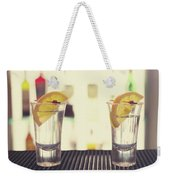 Two Tequilas Weekender Tote Bag