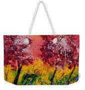 Two Trees Weekender Tote Bag