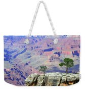 Two Tree Rock Weekender Tote Bag