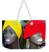 Two Turbans Weekender Tote Bag