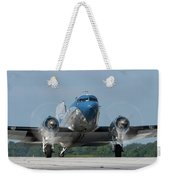 Two Turning - 2017 Christopher Buff, Www.aviationbuff.com Weekender Tote Bag