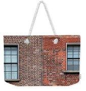 Two Windows Weekender Tote Bag