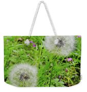 Two Wishes Weekender Tote Bag