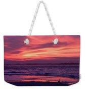 Tybee Island Sunset Weekender Tote Bag