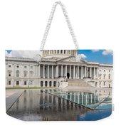 U S Capitol East Front Weekender Tote Bag