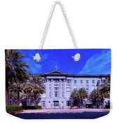 U S Custom House - New Orleans Weekender Tote Bag