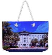 U S Custom House - New Orleans Weekender Tote Bag