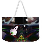 u043 Pst, it is I, Rene Weekender Tote Bag