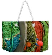 Ucluelet Fishing Nets Weekender Tote Bag