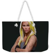 Ufc Fighter Paige Van Zant Weekender Tote Bag