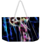 Ufo Under The Sea Weekender Tote Bag